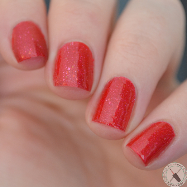Alchemy Lacquers Valentines Day Collection Rose Red