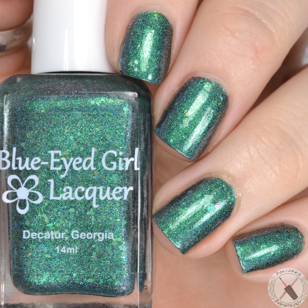 Blue Eyed Girl Lacquer Alexandrite