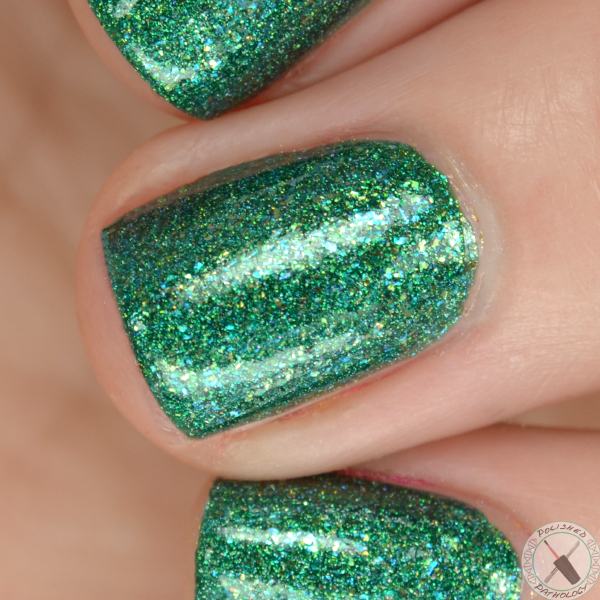 Lollipop Posse Lacquer Woman of Words Collection Half So Interesting