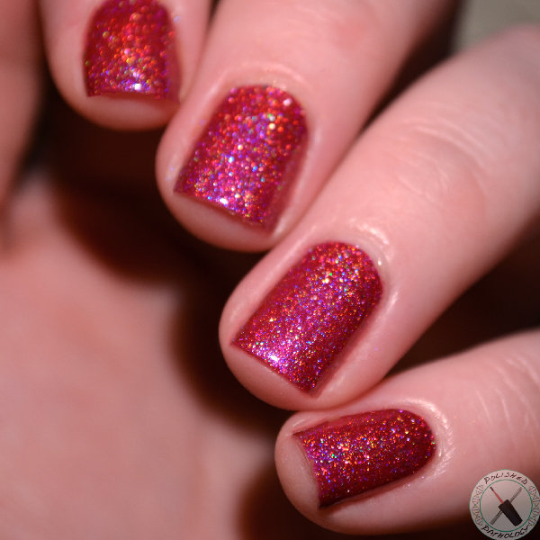 Lollipop Posse Lacquer Woman of Words Collection Really Almost Beautiful
