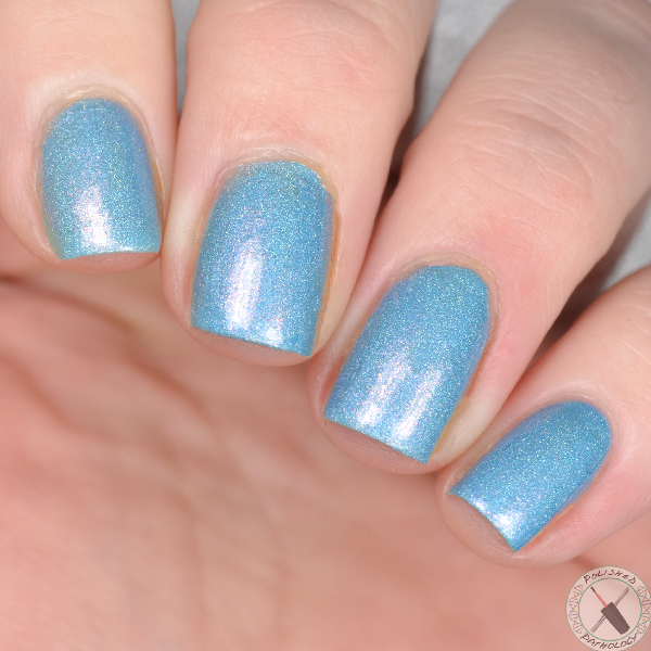 Polish Pick Up April 2017 Blue Eyed Girl Lacquer Inlet at Dusk