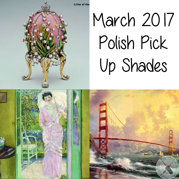 Polish Pick Up April 2017