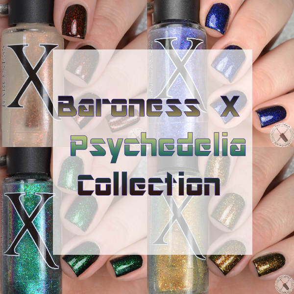 Baroness X Psychedelia Collection