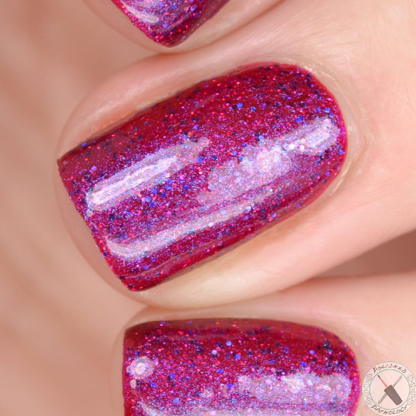 Vikings Duo Lollipop Posse Lacquer and Anchor & Heart Lacquer More, Give Me More
