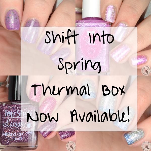 Shift into Spring Thermal Box