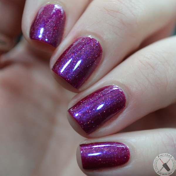 May 2017 Polish Pick Up - Contrary Polish Feel The Spark