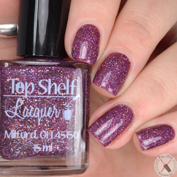 Shift into Spring Thermal Box Top Shelf Lacquer Shift Faced