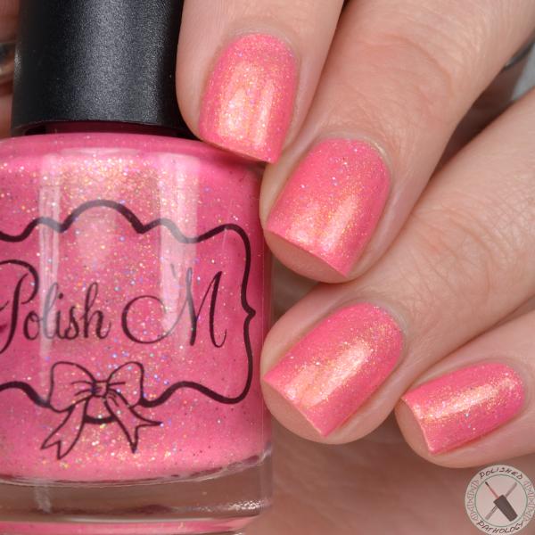 Polish M At First Blush