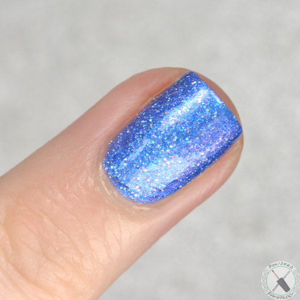 Hella Holo Customs KBShimmer One Holo of a Storm