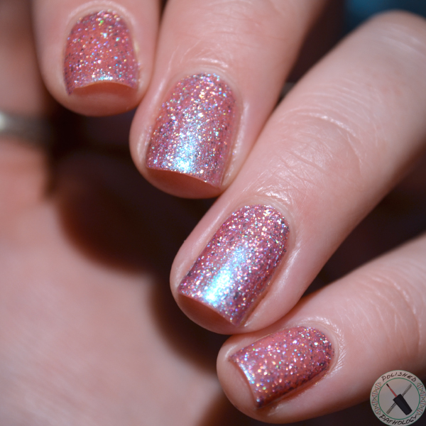 Hella Holo Customs KBShimmer Pinking of Paradise