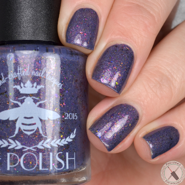 Bunny Bee Duo le polish Bee-utiful