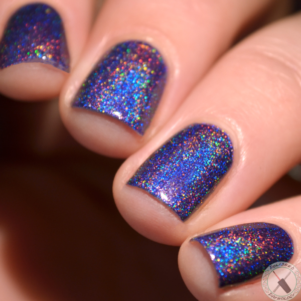 KBShimmer Holo-Day Collection Come On Get App-y