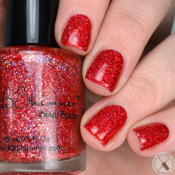 KBShimmer Holo-Day Collection Deck The Claws