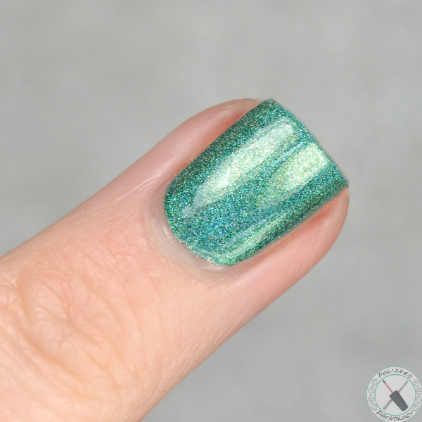 KBShimmer Holo-Day Collection Fir Sure
