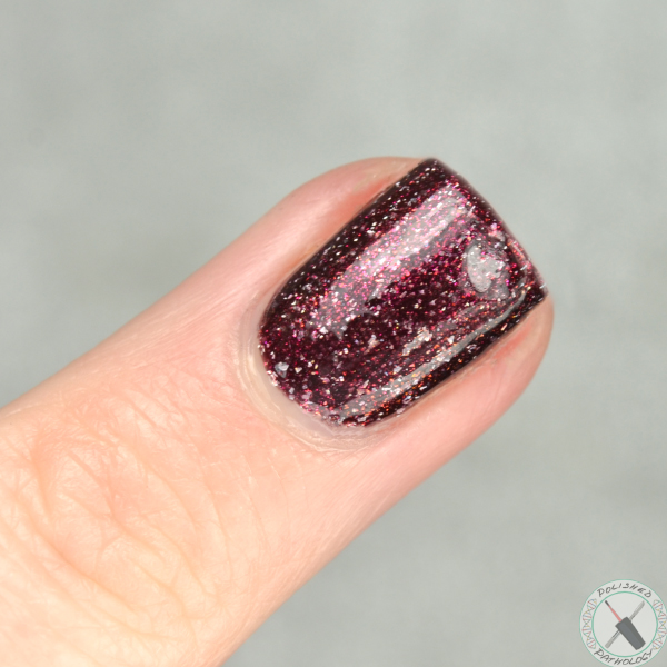 KBShimmer Holo-Day Collection Pour Decisions
