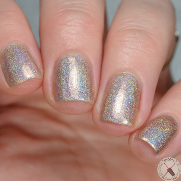 KBShimmer Holo-Day Collection You're Brew-Tiful