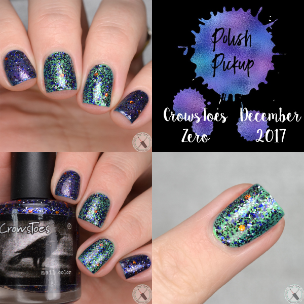 CrowsToes December 2017 Polish Pick Up Zero