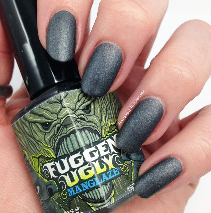 ManGlaze Fuggen Ugly and Fatty\'s Got More Blood - Polished Pathology