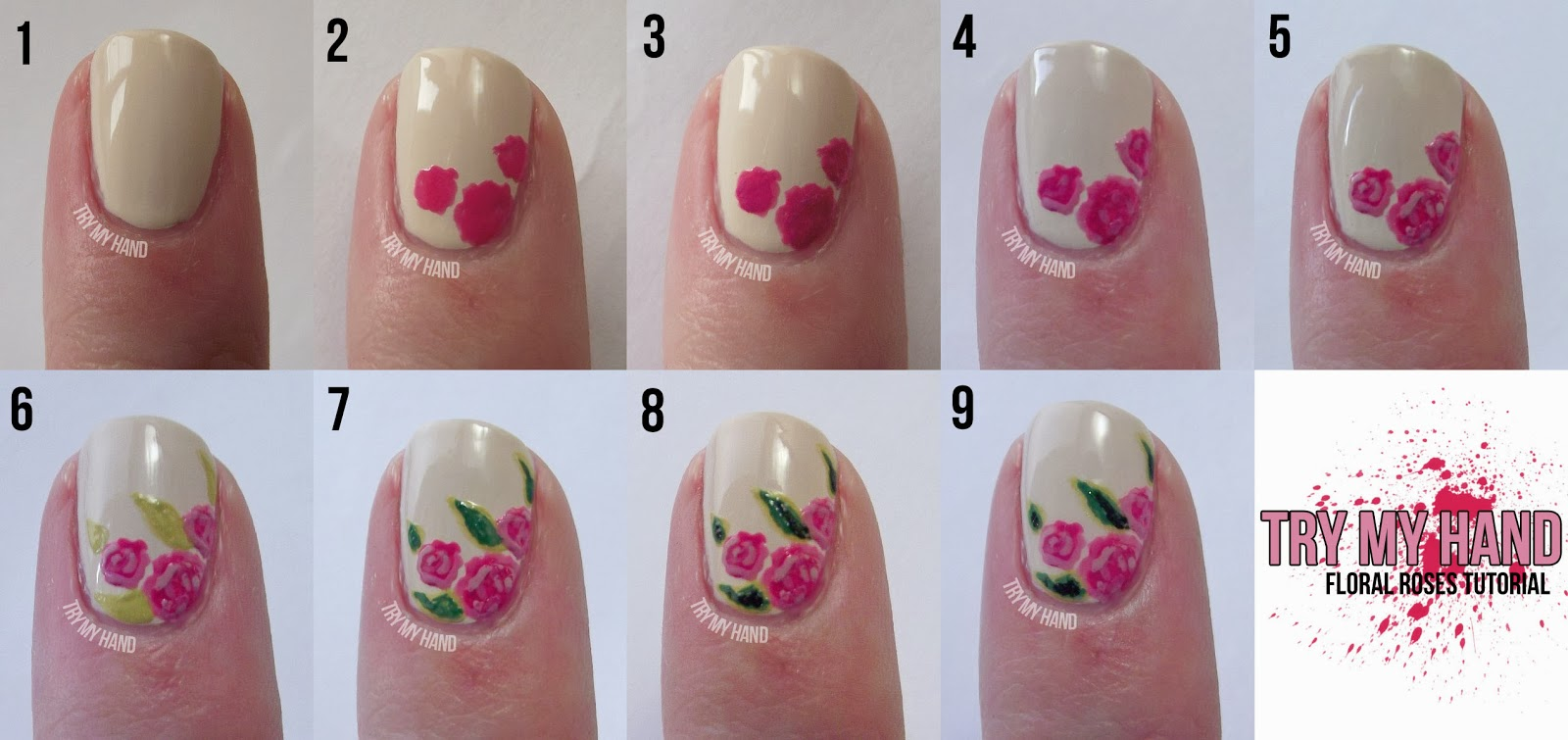 nail-art-designs-step-by-step - Polished Pathology