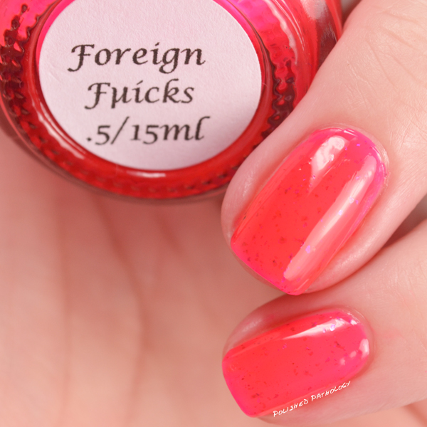 Darling Diva Polish Neopardy Collection Foreign Flicks name