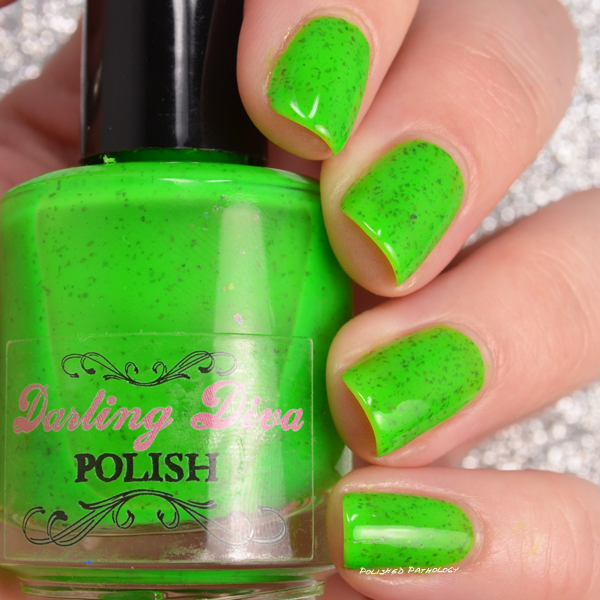 Darling Diva Polish Neopardy Collection Rough Just the way your Mother Likes It
