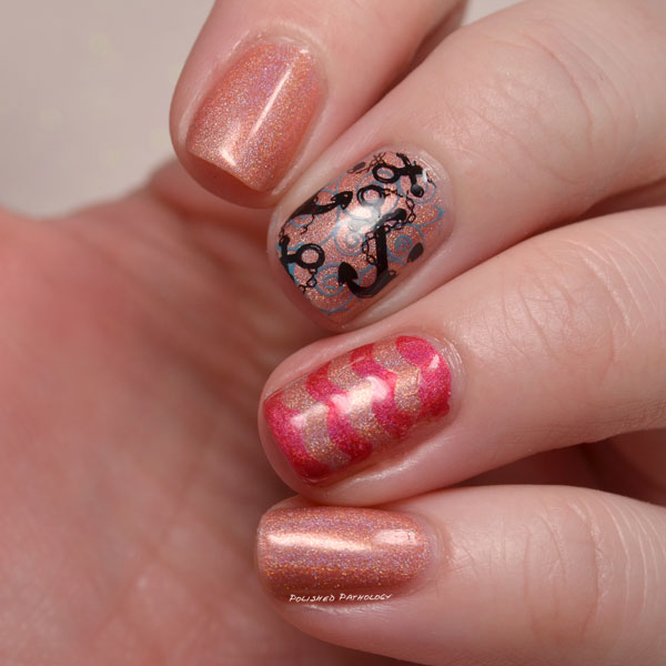 Octopus party nail lacquer summer 2015 collection polished pathology octopus party nail lacquer summer 2015 collection prinsesfo Image collections