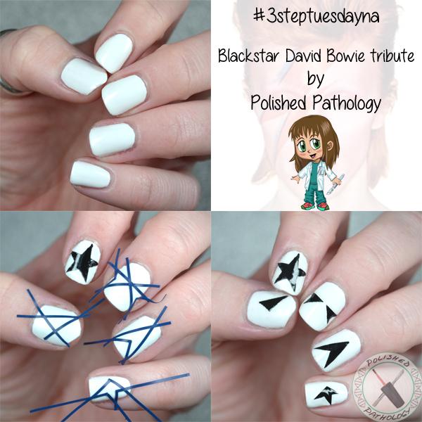 3 Step Tuesday Nail Art January 12 2016