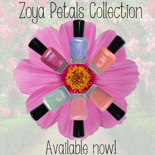 Zoya Petals Collection