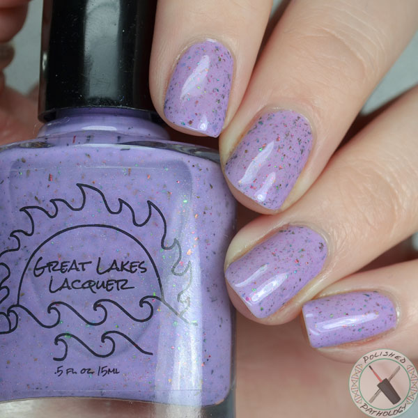 Great Lakes Lacquer Stop Stepping On My Hyacinths