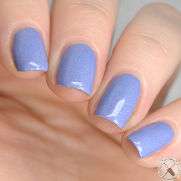 Blueberry Mojito Spritzer Top Shelf Lacquer Summer Spritzers Collection