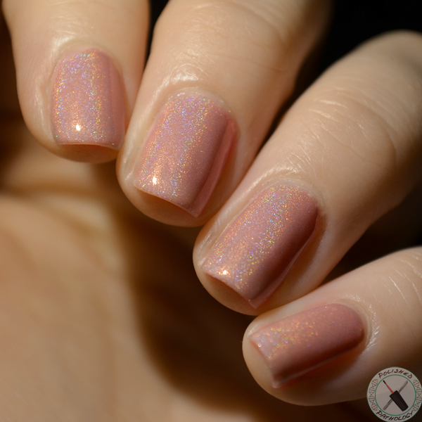 Champagne Spritzer Top Shelf Lacquer Summer Spritzers Collection