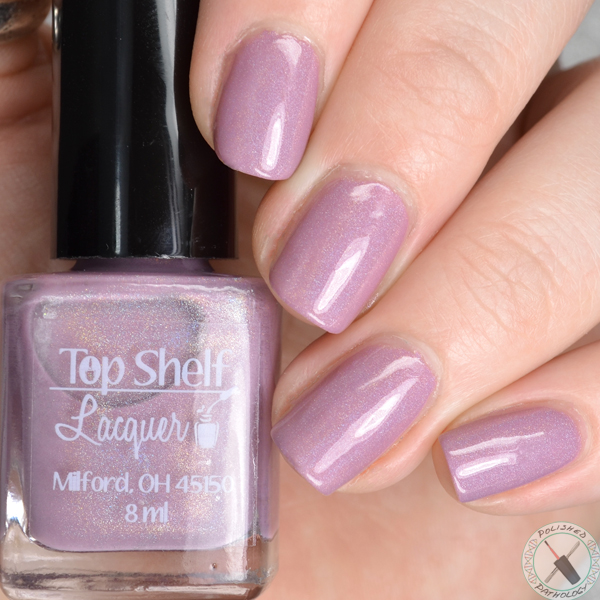 Mauvelous Berry Spritzer Top Shelf Lacquer Summer Spritzers Collection