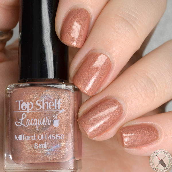 Peach Sour Spritzer Top Shelf Lacquer Summer Spritzers Collection
