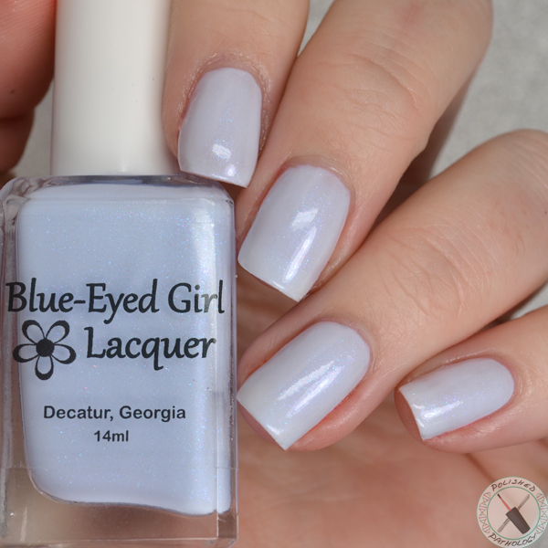 Blue Eyed Girl Lacquer Fan Favorites 2016 Blue Eyed Girl Lacquer Hydrangea