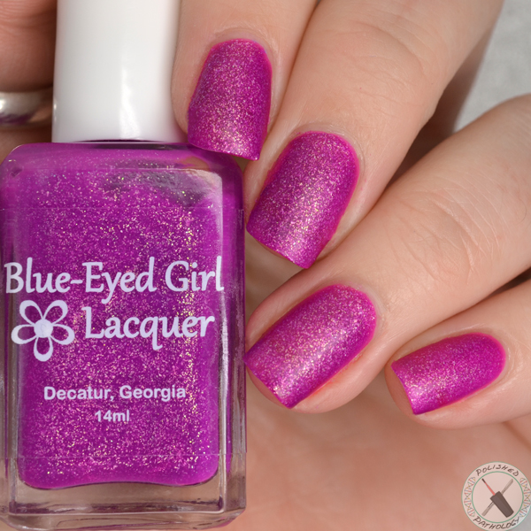 Blue Eyed Girl Lacquer Fan Favorites 2016 Blue Eyed Girl Lacquer I'm Dr. Martha Jones Who The Hell Are You?