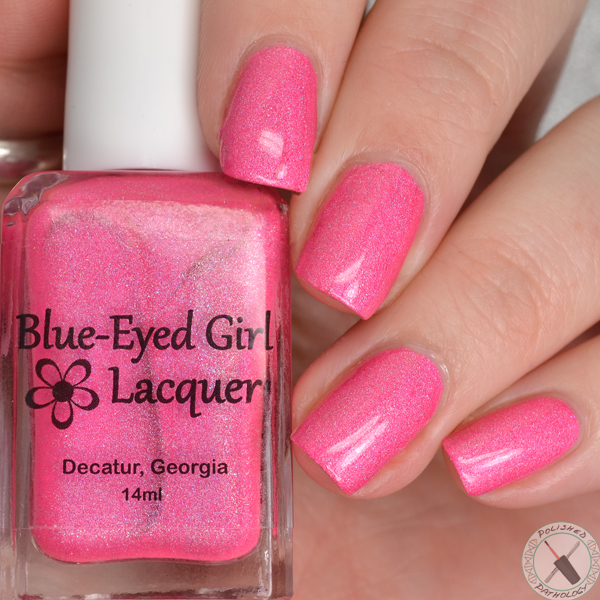 Blue Eyed Girl Lacquer Fan Favorites 2016 Blue Eyed Girl Lacquer She's Electricity