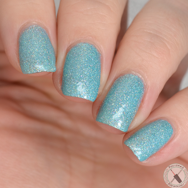 Blue Eyed Girl Lacquer Fan Favorites 2016 Blue Eyed Girl Lacquer Siren's Curtain Call
