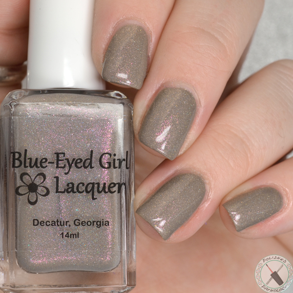 Blue Eyed Girl Lacquer Fan Favorites 2016 Blue Eyed Girl Lacquer Wash Away What's Past