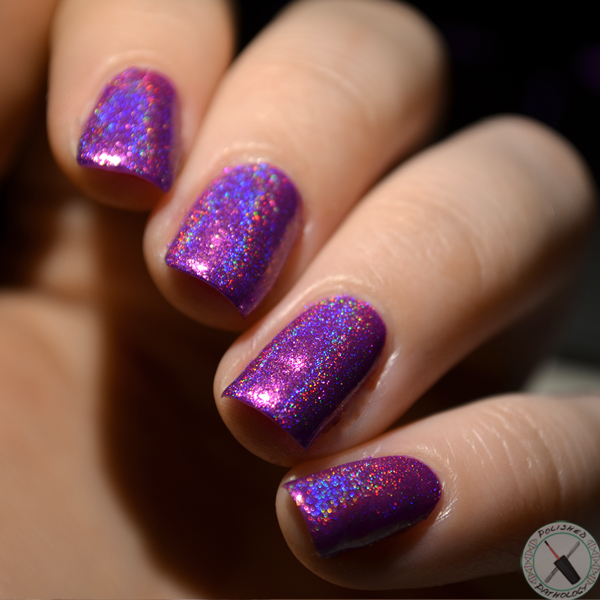 Girly Bits Cosmetics Hella Holo Customs Electra