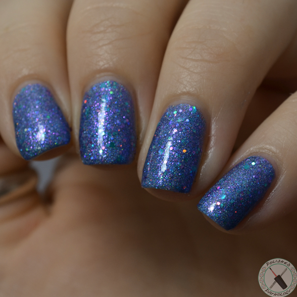 Girly Bits Cosmetics Hella Holo Customs Hydra
