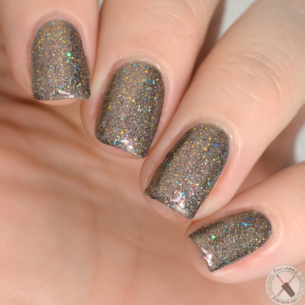 Girly Bits Cosmetics Hella Holo Customs Terra