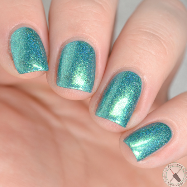 Lollipop Posse Lacquer Cool Kids Never Have The Time