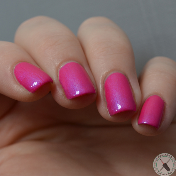 Lollipop Posse Lacquer Love The one You Got