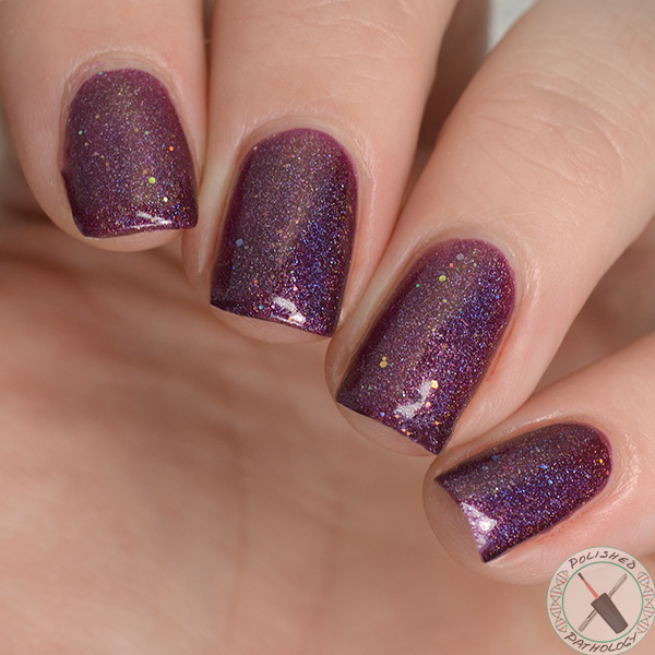 Octopus Party Nail Lacquer Monster