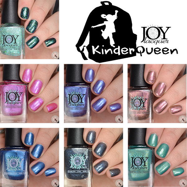 Joy Lacquer Kinder Queen