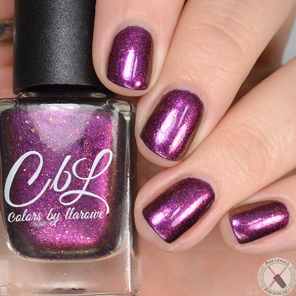 Polish Con Event Exclusive Colors By Llarowe Fall In Love with Chicago