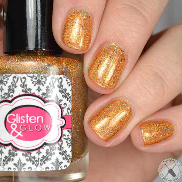 Polish Con Event Exclusive Glisten & Glow Sunsets at Soldier Field