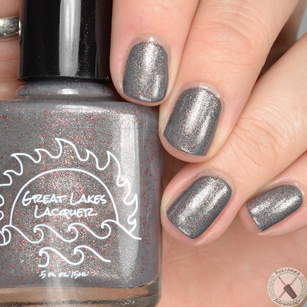 Great Lakes Lacquer All Those Dreadful Little Cuts