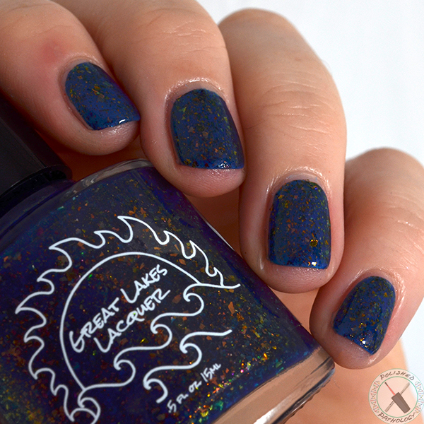 Polish Con Event Exclusive Great Lakes Lacquer Leaves in the Lake