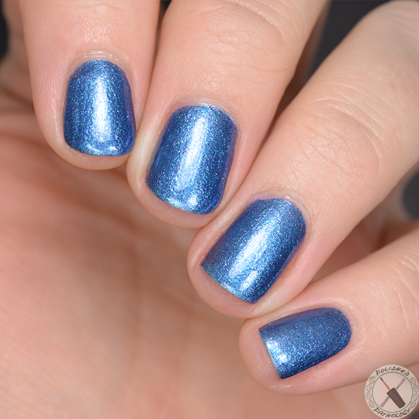 Joy Lacquer Kinder Queen Crush on The Blue Eyed Boy